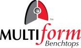 Multiform benchtops logo